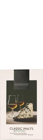 Lagavulin 12 years 2014 Coffret Classic Malts & Food 70cl