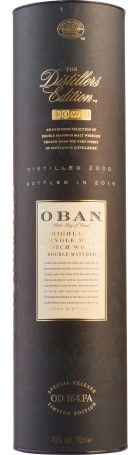 Oban Distillers Edition 2000/2015 70cl
