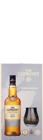 The Glenlivet Founder's Reserve Giftset 70cl