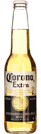 Corona Extra Mexican 24x33c