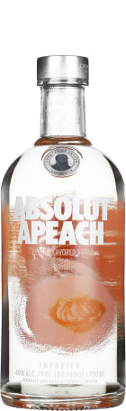 Absolut Apeach 70cl