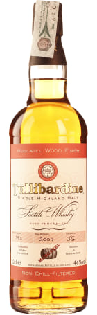 Tullibardine 1993 Moscatel Wood Finish Single Malt 70cl