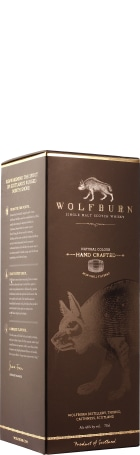 Wolfburn 3 years First Release 70cl
