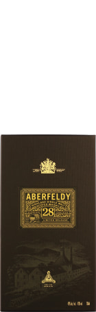 Aberfeldy 28 years Single Malt Limited Edition 70cl