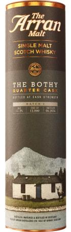 Arran The Bothy Quarter Cask Batch 2 Limited Edition 70cl