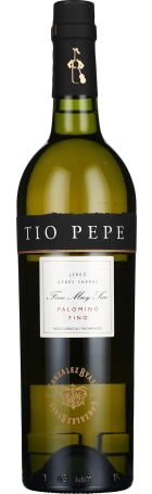 Tio Pepe Dry Fino 75cl
