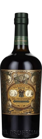 Vermouth Del Professore Rosso - Green Top 75cl