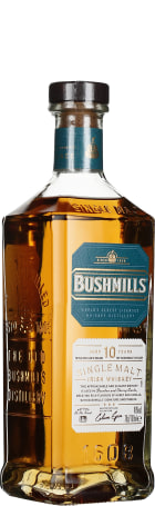 Bushmills 10 years Single Malt 70cl