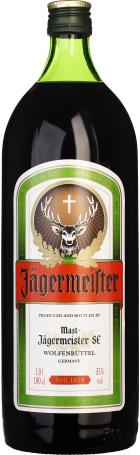 J�germeister rond 1ltr