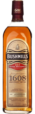 Bushmills 1608 400th Anniversary 70cl