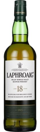Laphroaig 18 years Single Malt 70cl