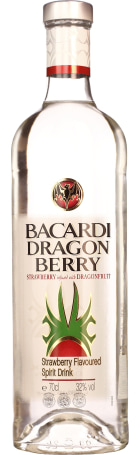 Bacardi Dragonberry 70cl