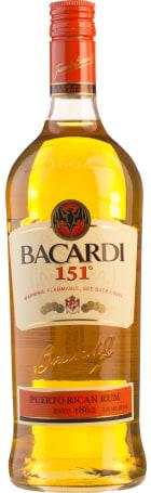Bacardi 151 1ltr