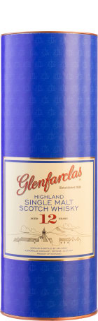 Glenfarclas 12 years Single Malt 70cl