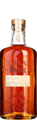 Highland Park 30 years Single Malt 70cl