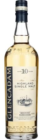Glencadam 10 years Single Malt 70cl