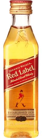 Johnnie Walker Red Label miniaturen 12x5cl