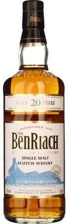 Benriach 20 years Single Malt 70cl