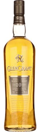 Glen Grant 10 years Single Malt 1ltr