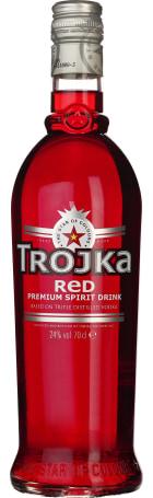 Trojka Vodka Red 70cl