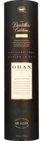 Oban Distillers Edition 1998/2013 70cl
