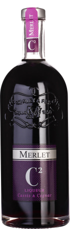 Merlet C2 Cassis & Cognac 70cl