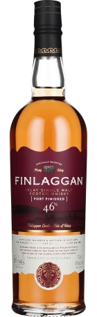 Finlaggan Port Cask Finish 70cl