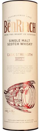 Benriach Cask Strength Batch 1 Single Malt 70cl