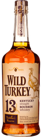 Wild Turkey 13 years Distiller's Reserve 70cl