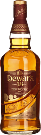 Dewar's 18 years Founders Estate 70cl
