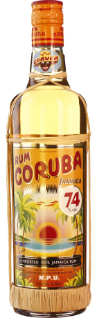 Coruba Dark 74% 70cl