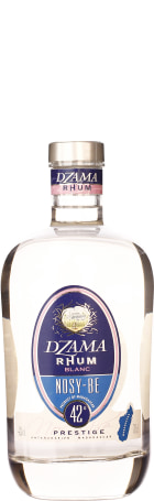 Dzama Nosy-Be Blanc 70cl