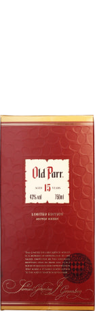 Old Parr 15 years 70cl