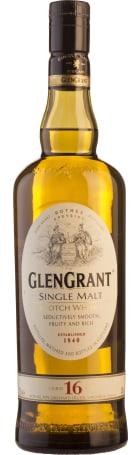 Glen Grant 16 years Single Malt 70cl