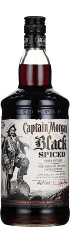 Captain Morgan Spiced Black 1ltr