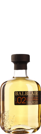 Balblair Vintage 2002 1st Release Single Malt 70cl