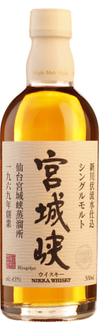 Nikka Miyagikyo non age Single Malt 50cl