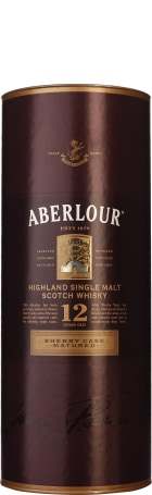 Aberlour 12 years Sherry Cask Matured 1ltr