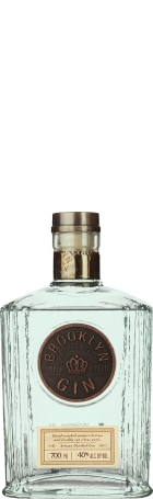 Brooklyn Gin small batch 70cl
