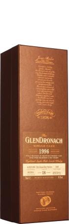 Glendronach 18 years 1996 Pedro Ximenez Sherry Cask 70cl