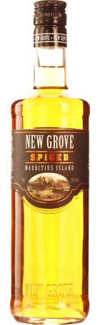 New Grove Spiced Rum 70cl