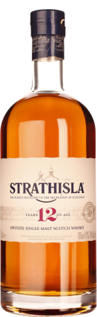 Strathisla 12 years Single Malt 1ltr