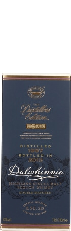 Dalwhinnie Distillers Edition 1997/2013 70cl