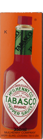 Mc. Ilhenny Co Tabasco Pepper Sauce 35cl