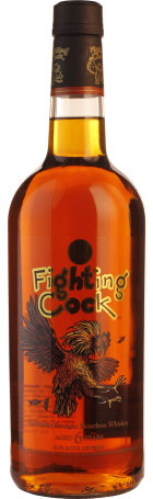 Fighting Cock 6 years Bourbon 1ltr