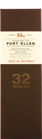 Port Ellen 32 years Special Release 2015 70cl