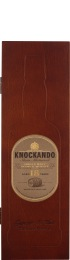 Knockando 18 years Wooden Giftbox 70cl