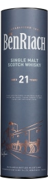 Benriach 21 years Four-Cask Maturation Single Malt 70cl