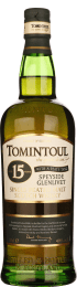 Tomintoul 15 years With a Peaty Tang 70cl
