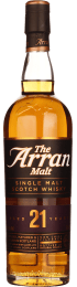 Arran 21 years Single Malt First Release 70cl